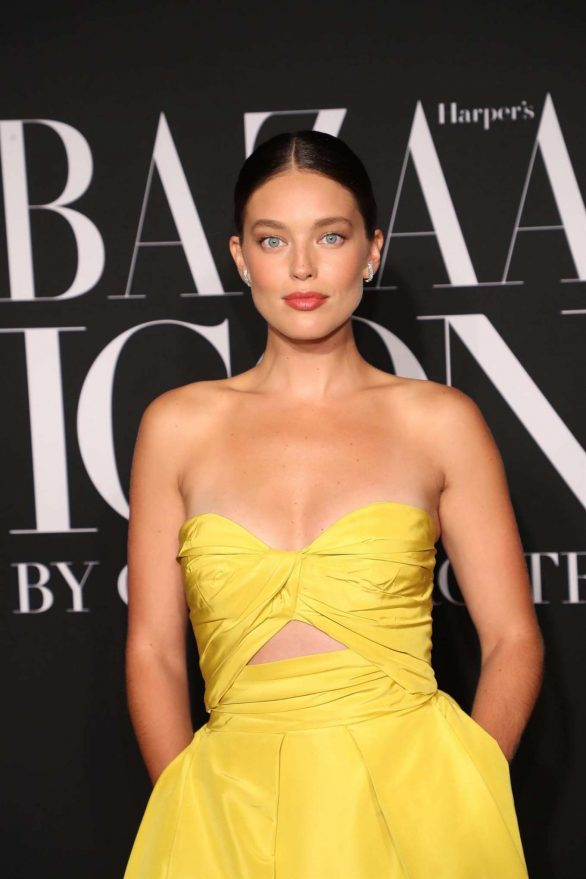 Emily DiDonato - 2019 Harper's Bazaar ICONS Party at The Plaza Hotel in New York City