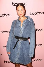 Emily DiDonato - boohoo Mansion NYFW Party in NYC