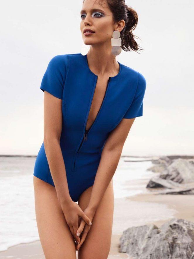 Emily DiDonato - Harper's Bazaar Greece Magazine (July 2018)