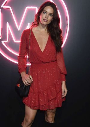 Emily DiDonato - Jump Into Spring: Michael Kors Spring 2019 Launch Party in NYC