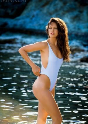 Emily Didonato - Maxim Magazine (August 2015)