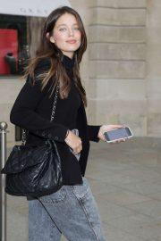 Emily DiDonato - Out and about in Paris