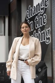Emily DiDonato - Out in New York