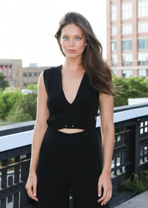 Emily DiDonato - People StyleWatch Fall Fashion Party 2015 in NY