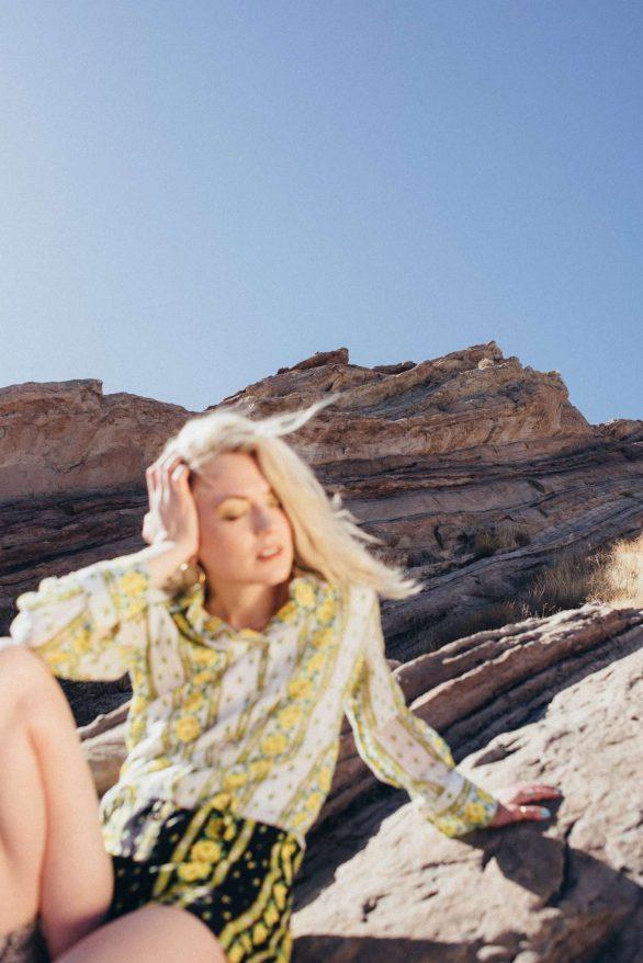 Emily Kinney - Sam Stenson photoshoot