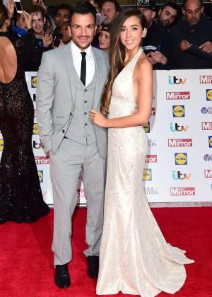 Emily MacDonagh - 2015 Pride of Britain Awards in London
