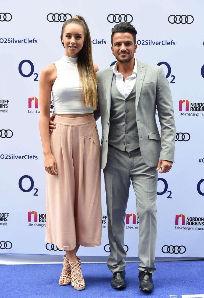 Emily MacDonagh - Nordoff Robbins O2 Silver Clef Awards 2016 in London