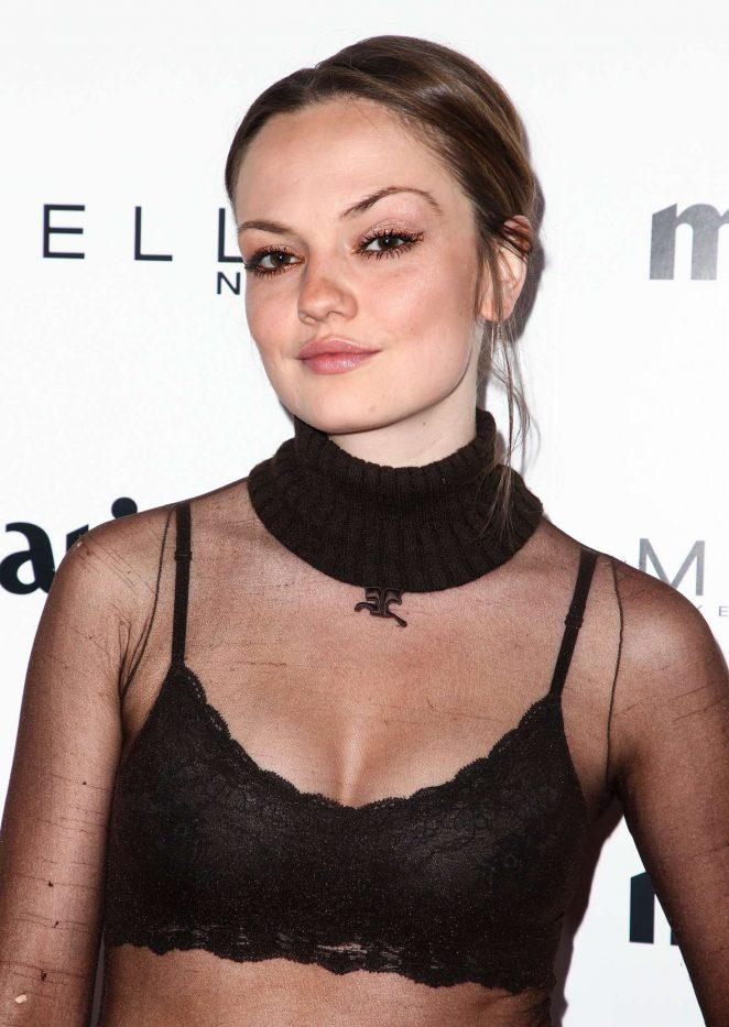 Emily Meade - Marie Claire Celebrates 'Fresh Faces' Event in LA