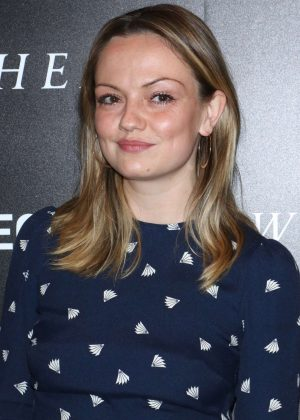 Emily Meade - 'Woman Walks Ahead' Special Screening in NY
