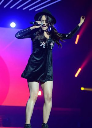 Emily Middlemas - X Factor Live Tour in Nottingham