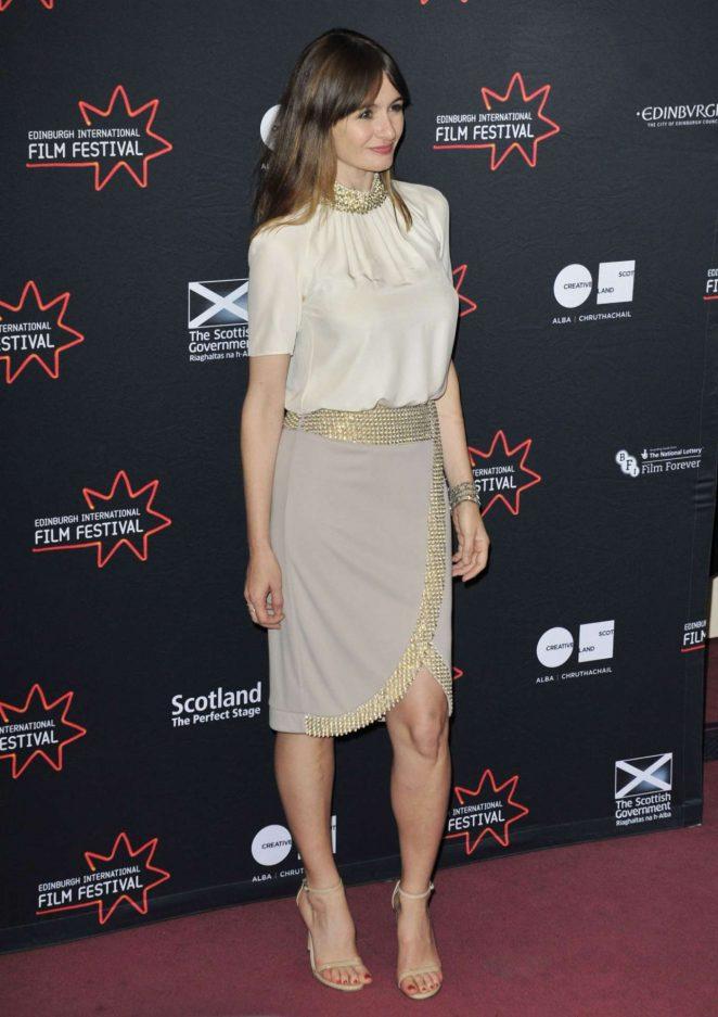 Emily Mortimer – 'Doll and Em' Photocall at Edinburgh International Film Festival