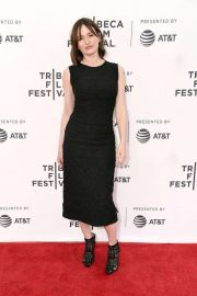 Emily Mortimer - 'Good Posture' Premiere at 2019 Tribeca Film Festival in NYC