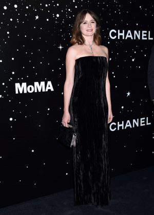 Emily Mortimer - MoMA Film Benefit Honoring Martin Scorsese in New York