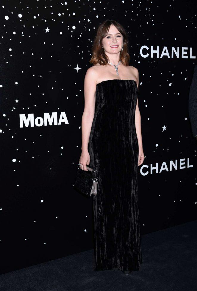 Emily Mortimer – MoMA Film Benefit Honoring Martin Scorsese in New York