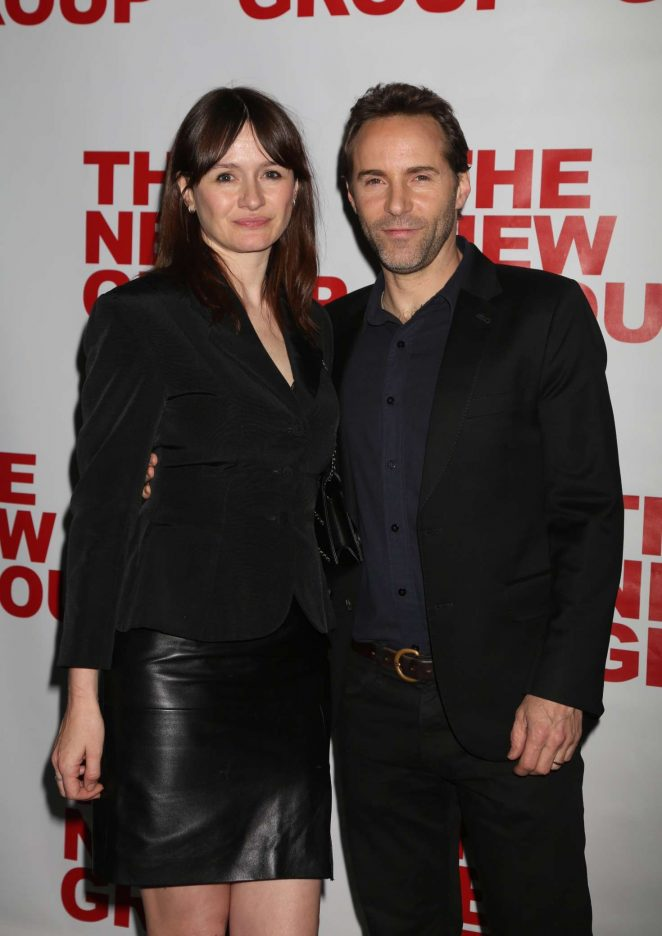 Emily Mortimer - 'The Whirligig' Play Opening Night in New York