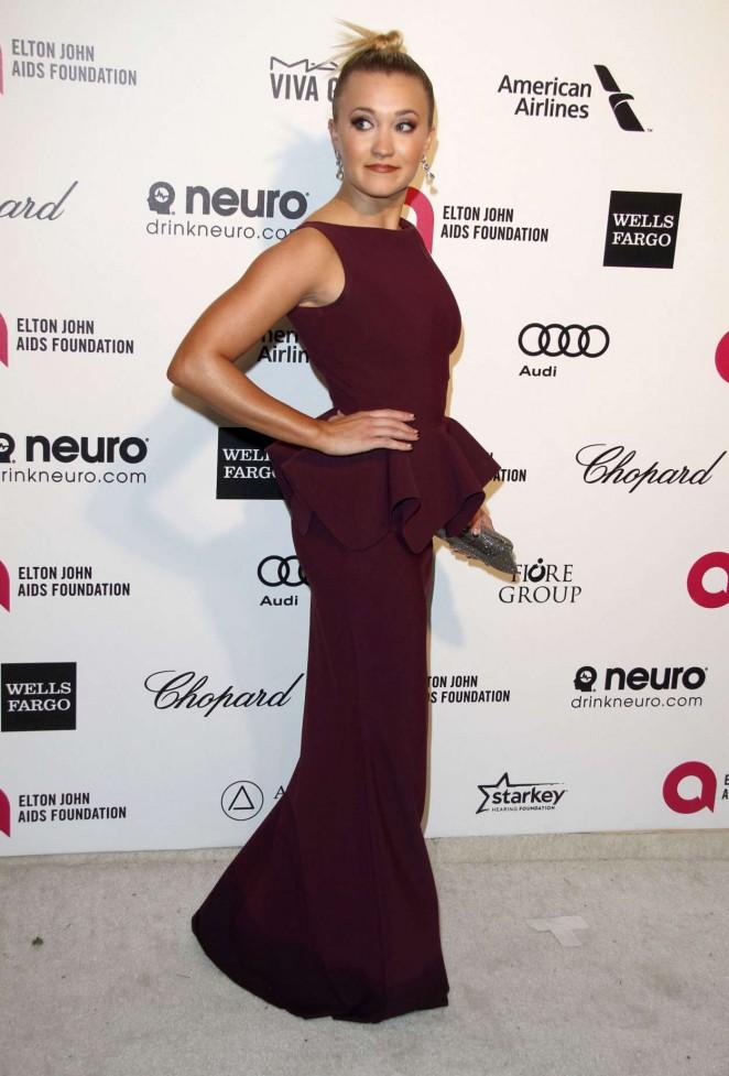 Emily Osment – 2015 Vanity Fair Oscar Party in Hollywood