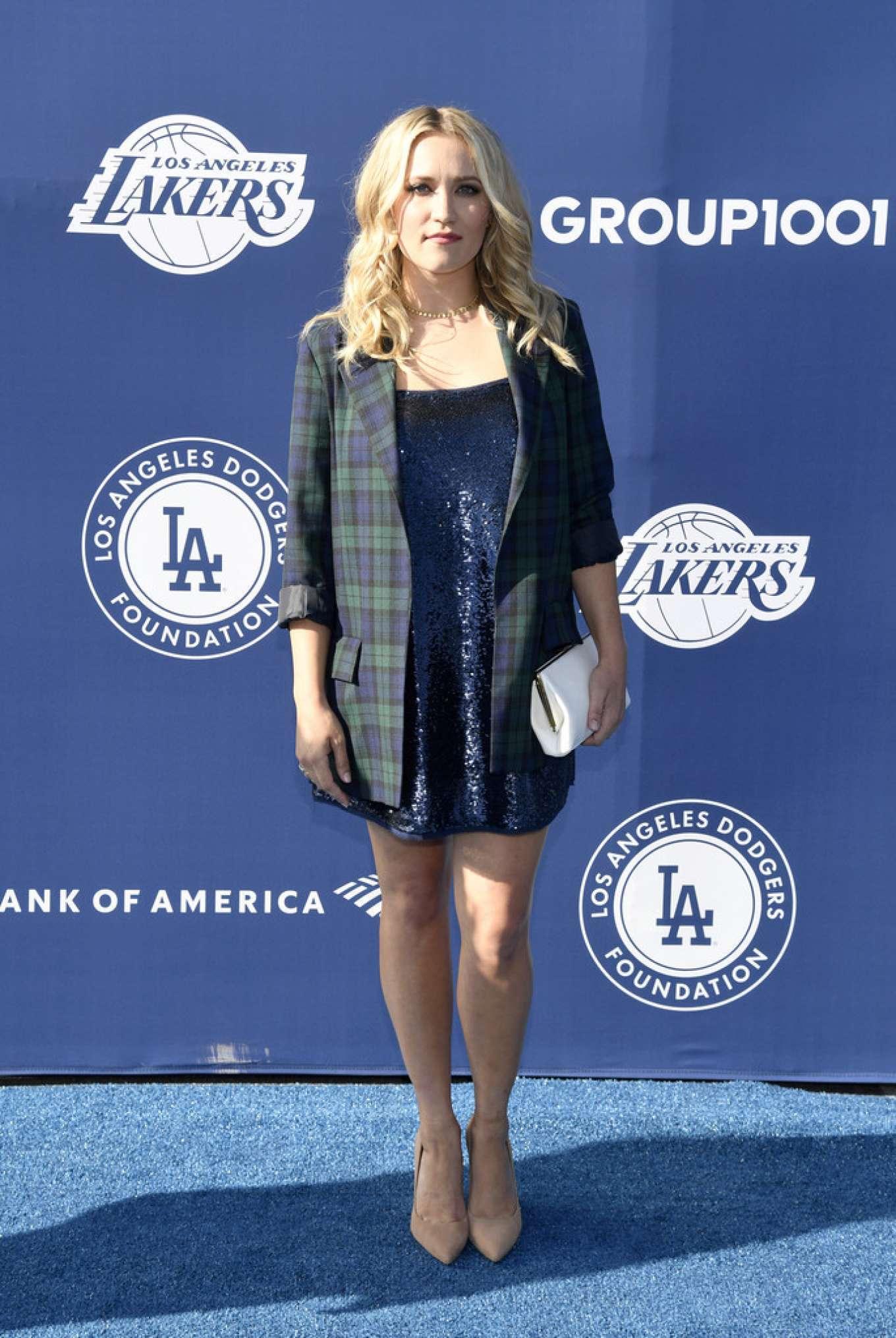 Emily Osment - 2019 Los Angeles Dodgers Foundation Blue Diamond Gala