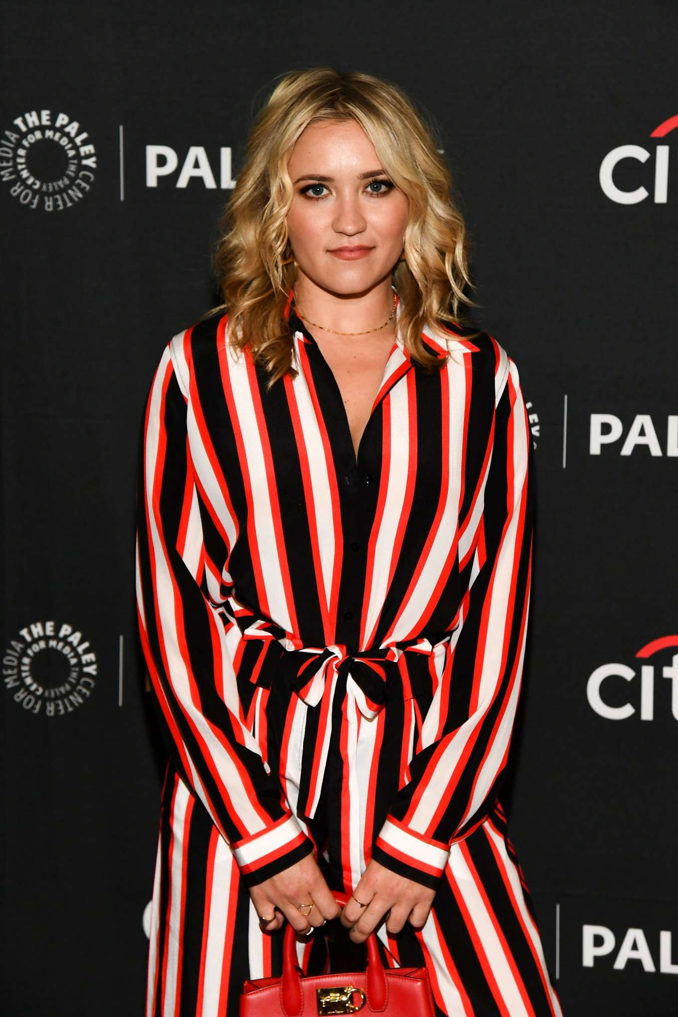 Emily Osment - 'Almost Family' TV Show at PaleyFest in Los Angeles