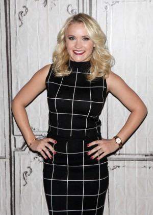 Emily Osment - AOL's BUILD Speaker Series in NYC