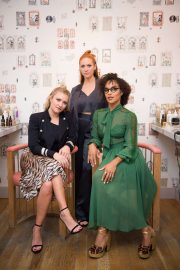 Emily Osment, Brittany Snow and Megalyn Echikunwoke - 'Almost Family' Screening in Manhattan