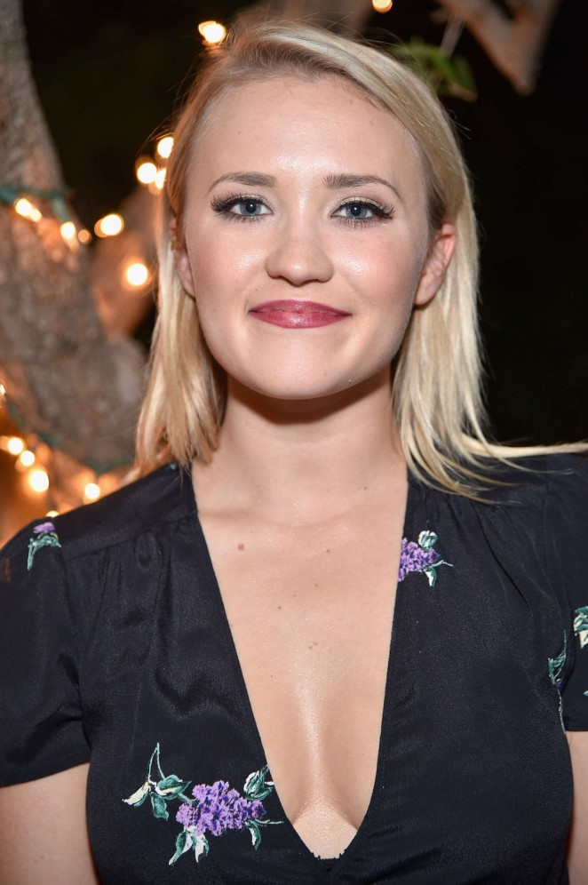 Emily Osment - Cosmopolitan's 50th Birthday Celebration in West Hollywood