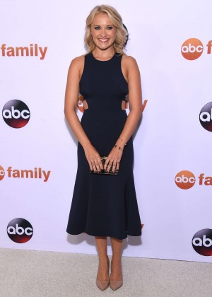 Emily Osment - Disney ABC 2015 Summer TCA Press Tour Photo Call in Beverly Hills