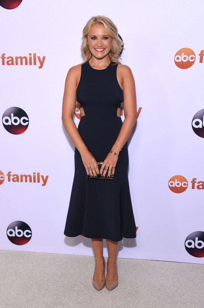 Emily Osment: Disney ABC 2015 Summer TCA Press Tour Photo Call -05