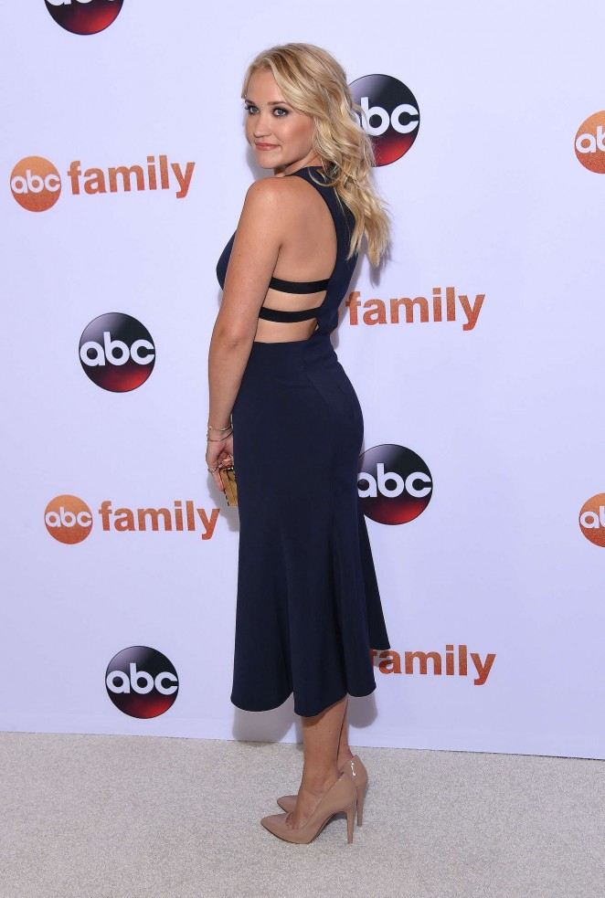 Emily Osment: Disney ABC 2015 Summer TCA Press Tour Photo Call -10