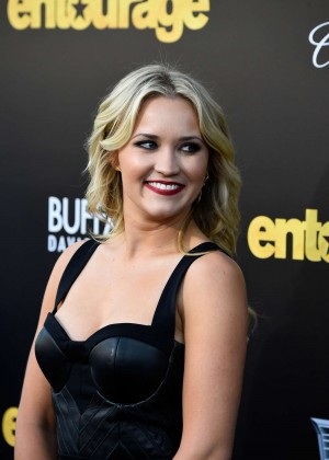Emily Osment - 'Entourage' Premiere in Westwood