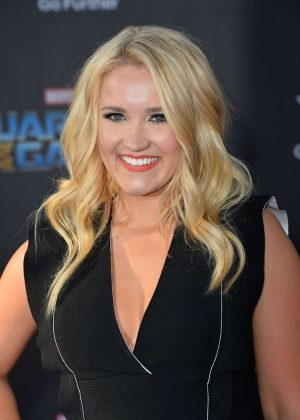 Emily Osment - 'Guardians of the Galaxy Vol. 2' Premiere in LA