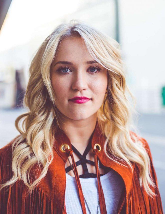 Emily Osment: NKD Magazine 2016 -08