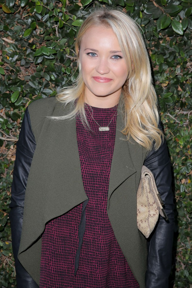 Emily Osment - 'No Way Jose' Screening in Los Angeles