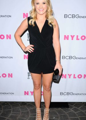 Emily Osment - NYLON Young Hollywood Party 2016 in LA