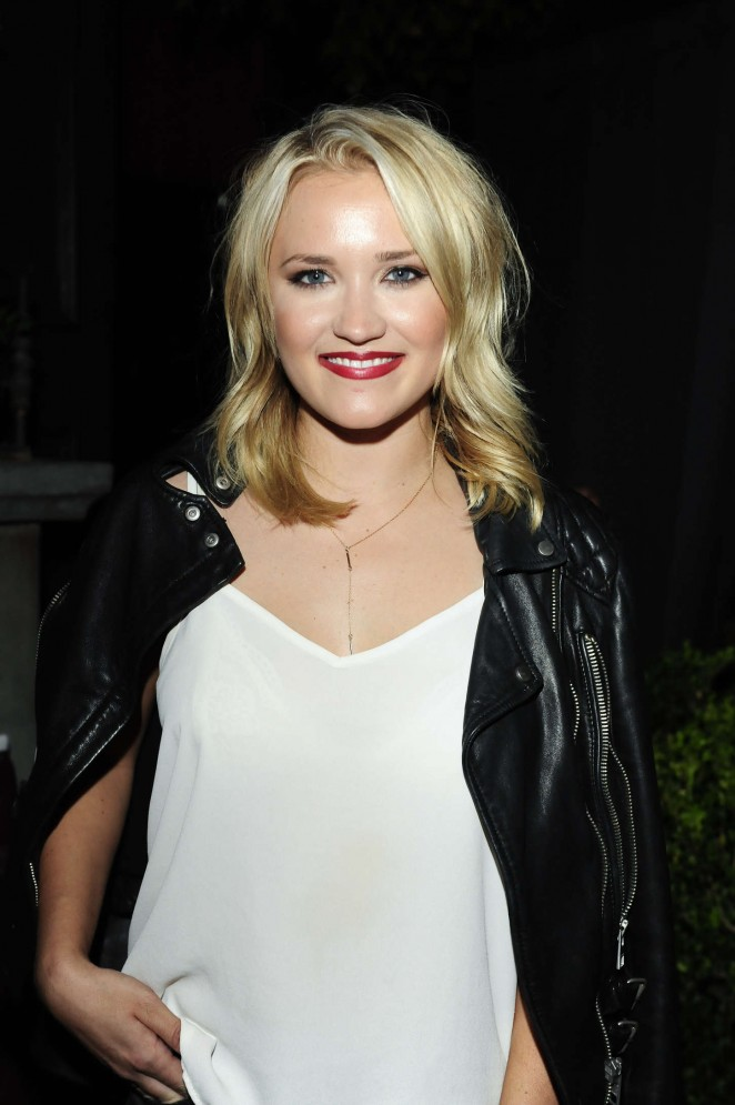 Emily Osment - 'Sock 'Em Dead' Premiere in Los Angeles