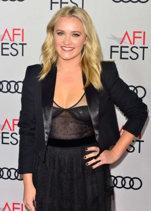 Emily Osment - 'The Kominsky Method' Premiere - AFI FEST 2018 in LA