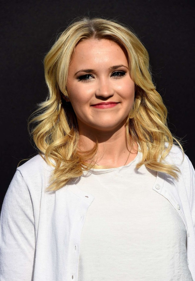 Emily Osment - 'Tomorrowland' Premiere in Anaheim