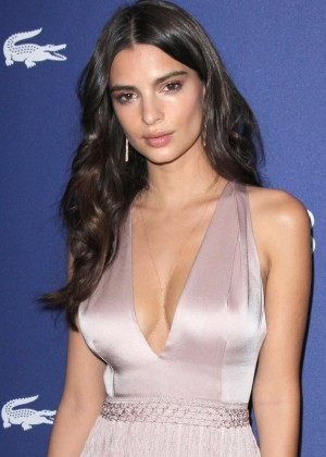 Emily Ratajkowski - 2016 Costume Designers Guild Awards in Beverly Hills
