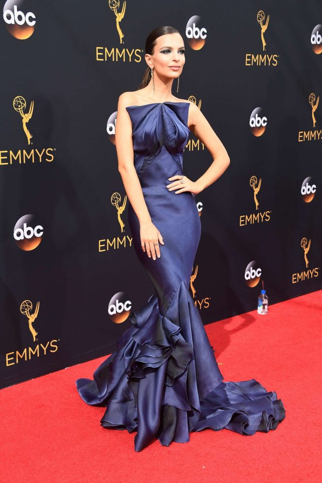 Emily Ratajkowski - 2016 Emmy Awards in Los Angeles