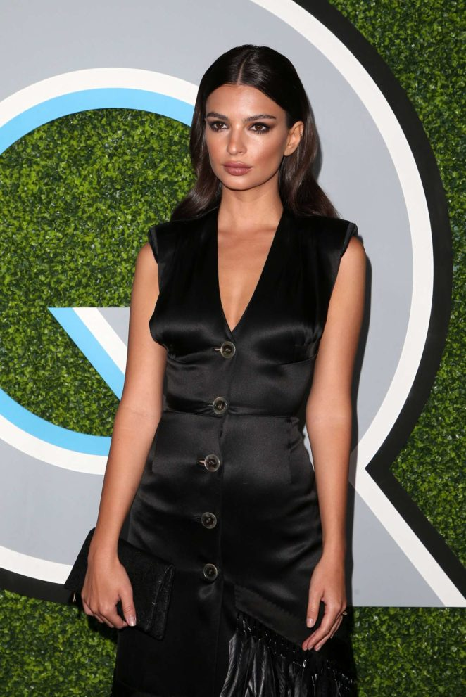 Emily Ratajkowski - 2017 GQ Men of the Year Awards in Los Angeles