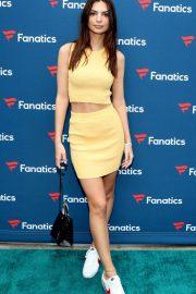 Emily Ratajkowski - 2020 Fanatics Super Bowl Party in Miami