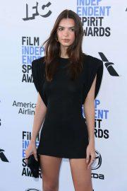 Emily Ratajkowski - 2020 Film Independent Spirit Awards in Santa Monica