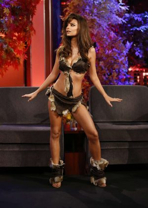 Emily Ratajkowski at Jimmy Kimmel Live! in Los Angeles
