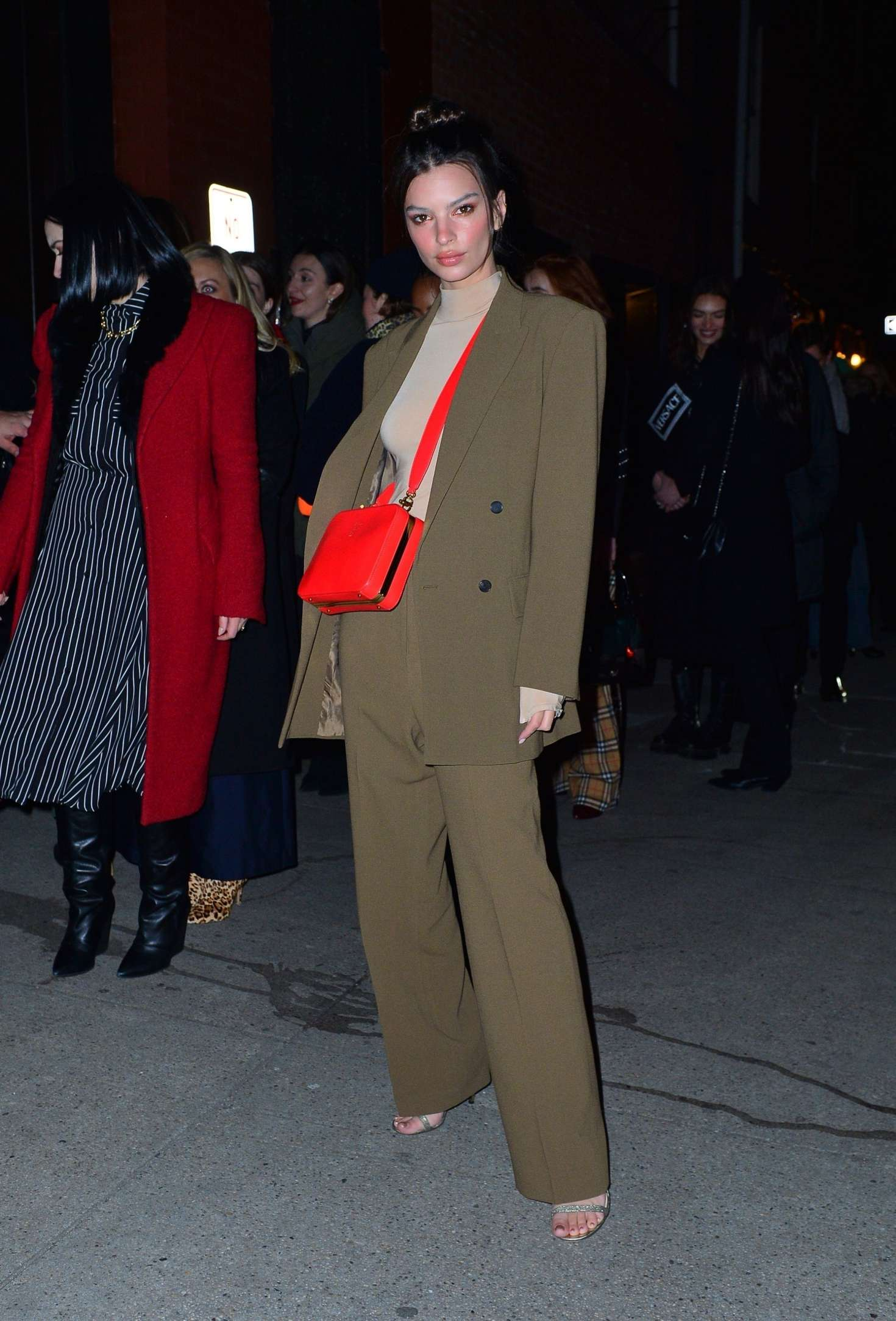 Emily Ratajkowski 2019 : Emily Ratajkowski: Attend the Tiffany & Co party -04