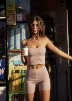 Emily Ratajkowski - 'Body' Collection for her Inamorata Fashion Line 2019