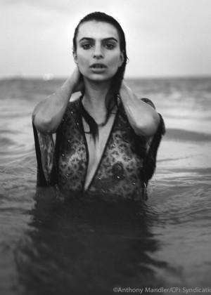 Emily Ratajkowski: Anthony Mandler Photoshoot 2015 -04