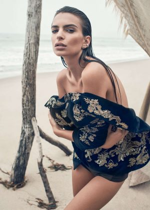 Emily Ratajkowski - C Magazine (September 2016)