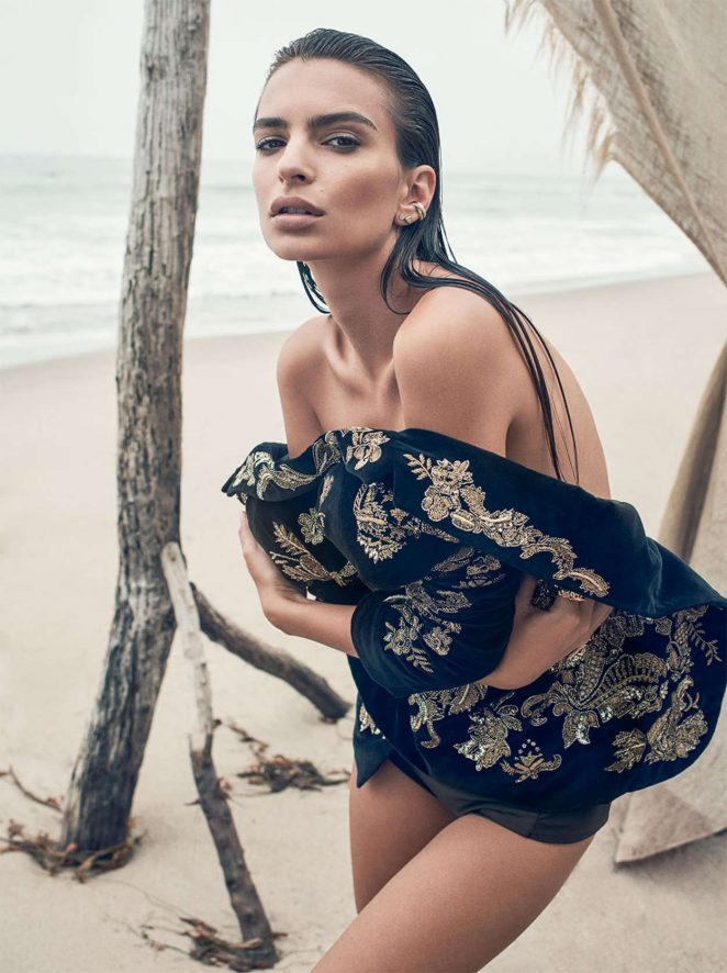 Emily Ratajkowski - C Magazine (September 2016)