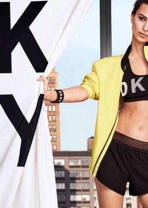 Emily Ratajkowski - DKNY 2018 Campaign