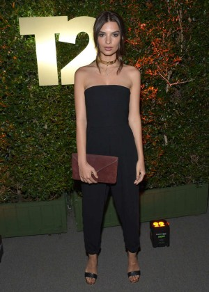 Emily Ratajkowski - E3 Kickoff Party in West Hollywood
