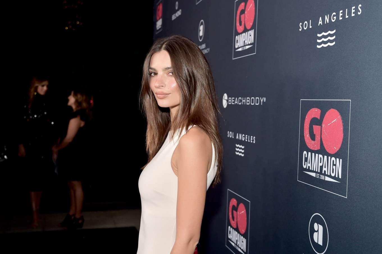 Emily Ratajkowski 2019 : Emily Ratajkowski – Go Campaigns 2019 Go Gala in Los Angeles-09